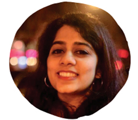 Uma Goyal - Graphic Design Lead